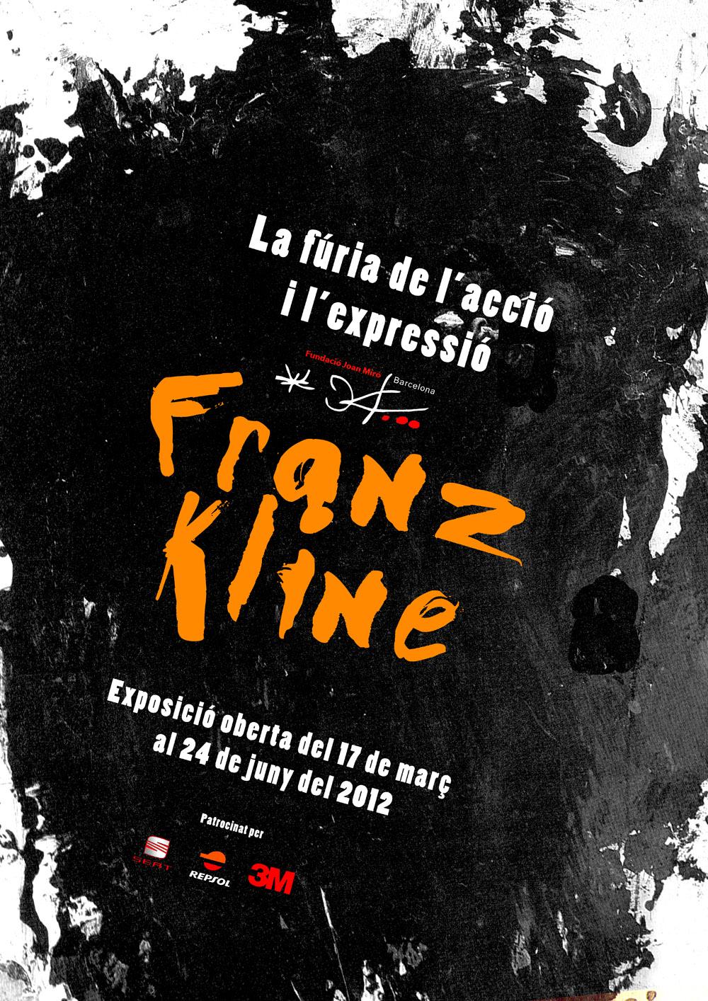 Exposition Franz Kline
